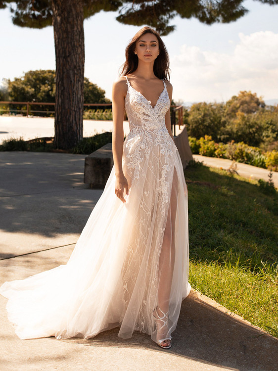 Hyperion Gown by Pronovias