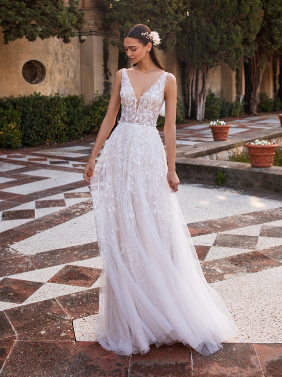 Elara Gown by Pronovias