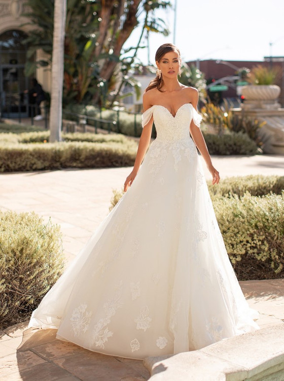 Jaye H1447 by Moonlight Bridal