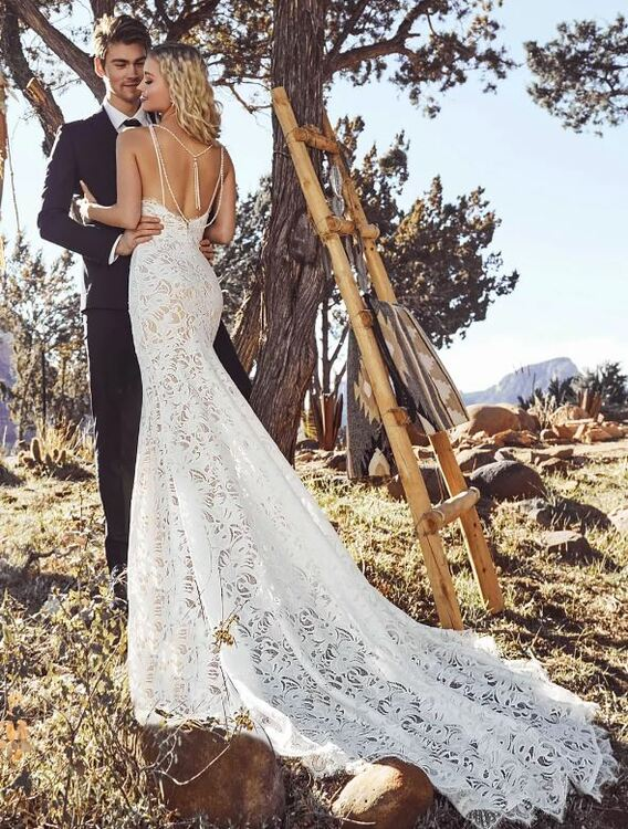 Fefe Gown from La Perle by Calla Blanche Bridal
