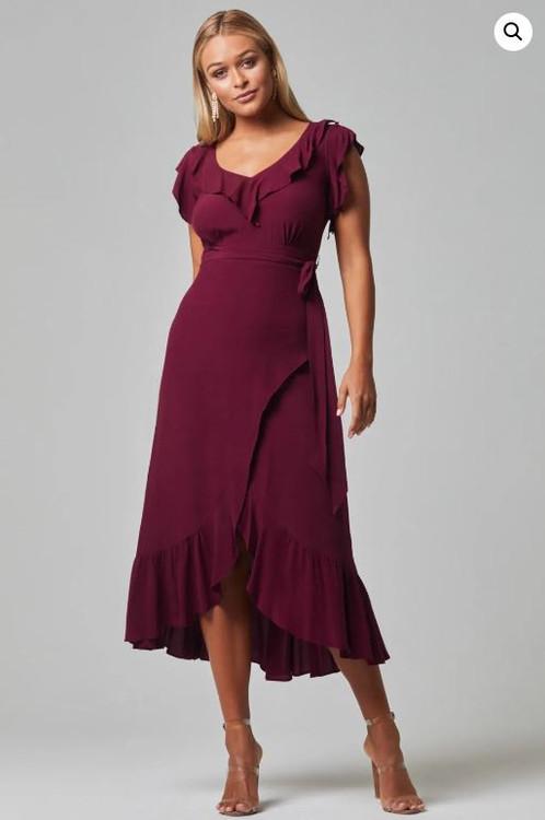 Ruby Bridesmaids Dress by Tania Olsen