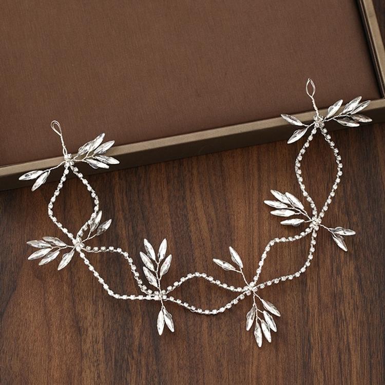 Wedding Hairpiece Crystal