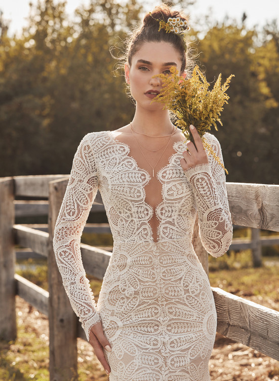 Fern from La Perle by Calla Blanche Bridal