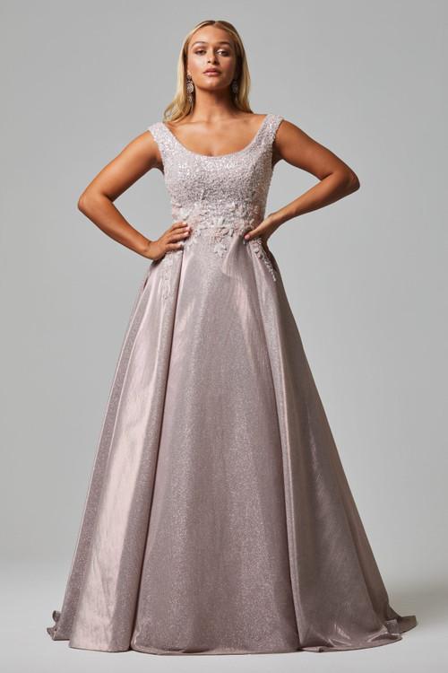 Damalia A-Line Evening Dress by Tania Olsen Designs