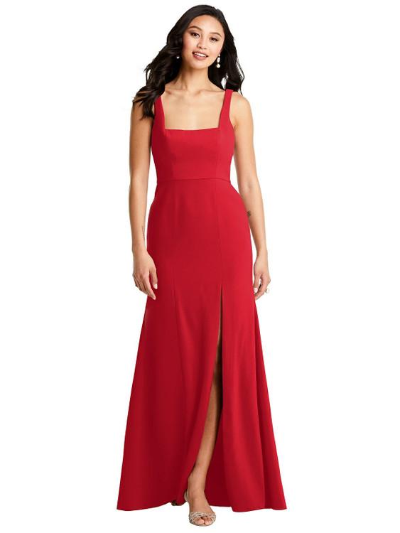 Bella Bridesmaids Dress BB136 in 33 colors parisian red