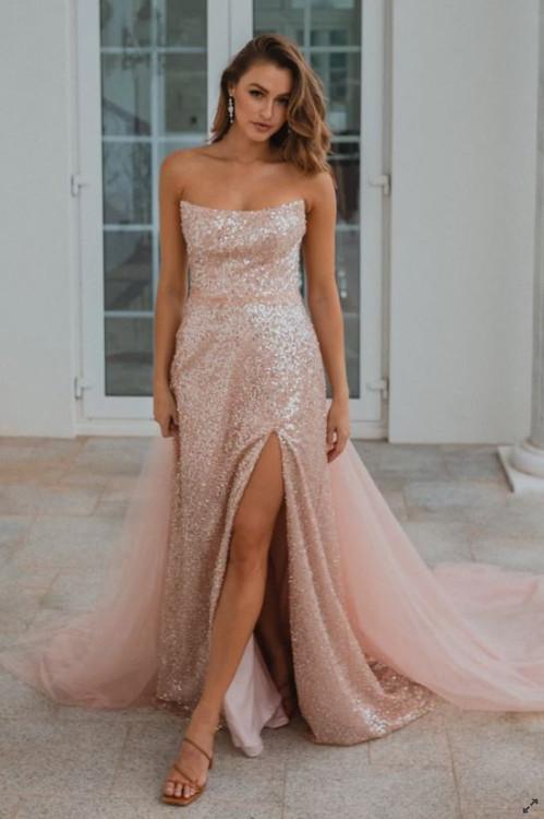 The Houston TC355 Evening Dress by Tania Olsen