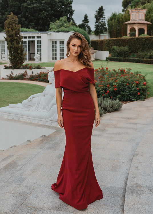 Chicago PO921 Evening Dress by Tania Olsen