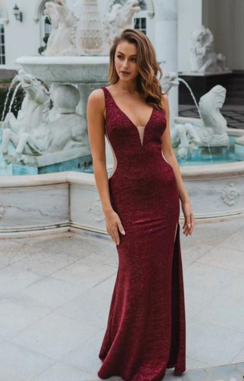 Paddington PO923 Evening Dress by Tania Olsen