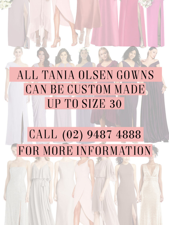 Plus size - Up to size 30 in Tania Olsen Designs