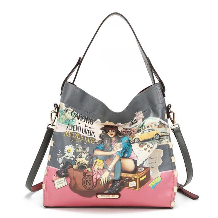 Nicole Lee JOURNEY OF STEPHANIE SHOULDER BAG by Ameise
