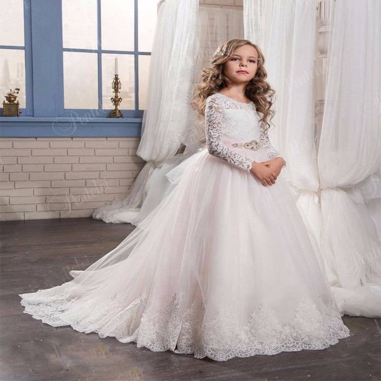 Zoey Flower Girl Dress