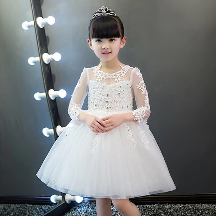Sophia Flower Girl Dress (Knee Length) size 1-10