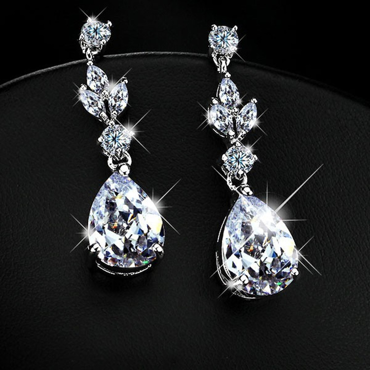 Drop Pendant earrings