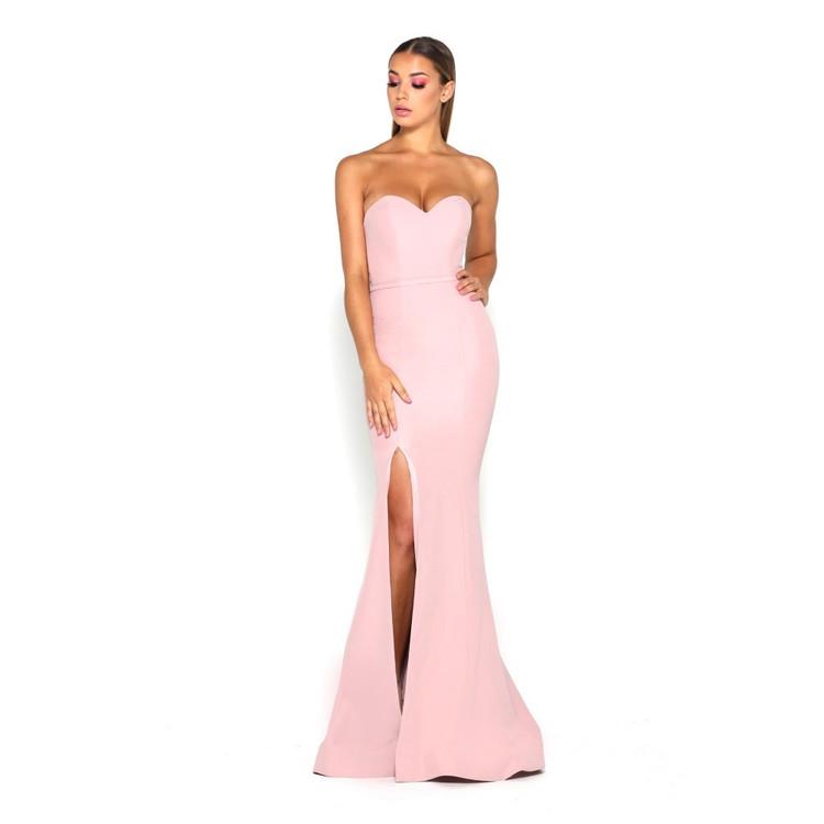 Araya Dress Blush by Portia & Scarlett