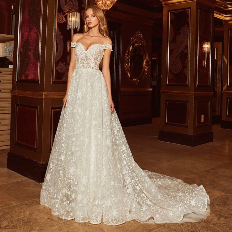 Danielle Wedding Gown by Calla Blanche