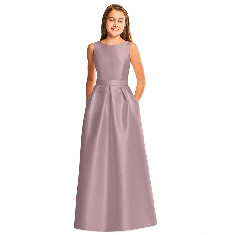 Alfred Sung Junior Bridesmaid JR544