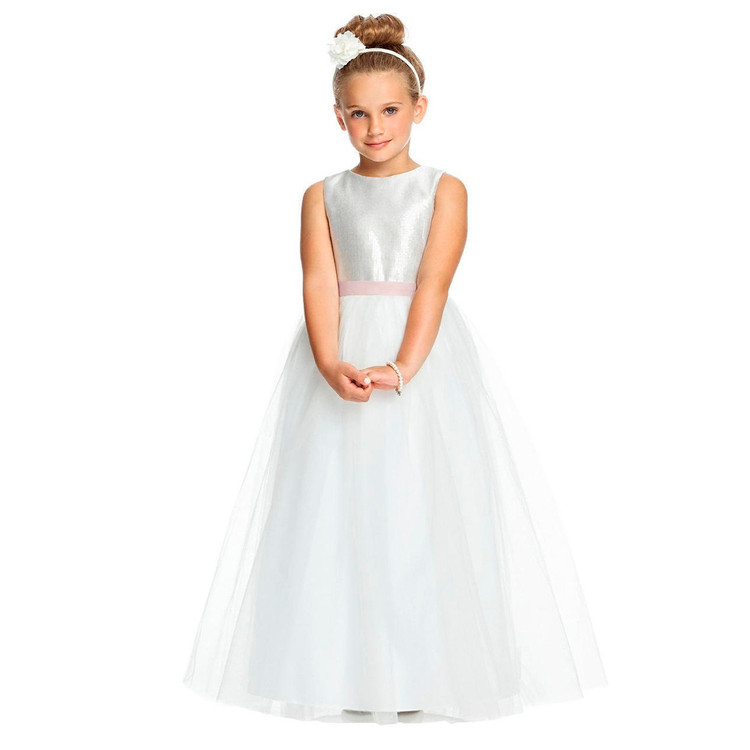 Dessy Flower Girl Dress FL4040