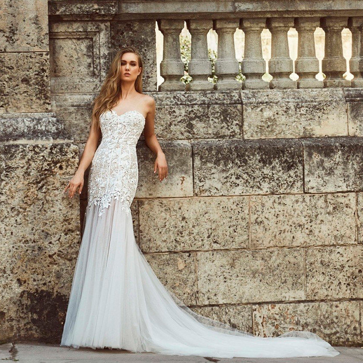 Robyn Wedding Gown by Calla Blanche