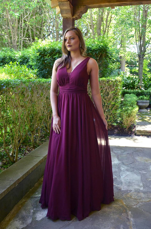 Gerrie Bridesmaid Dress by Miss Anne style 216609
