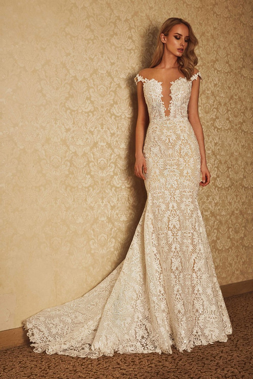 Mylie Wedding Gown by Calla Blanche