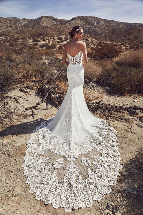 Emma Wedding Gown by Calla Blanche