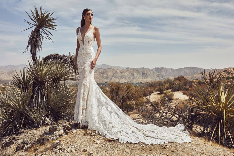 Maura Wedding Gown by Calla Blanche