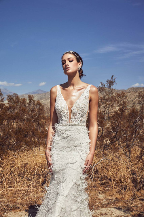 Gwendalyn Wedding Gown by Calla Blanche