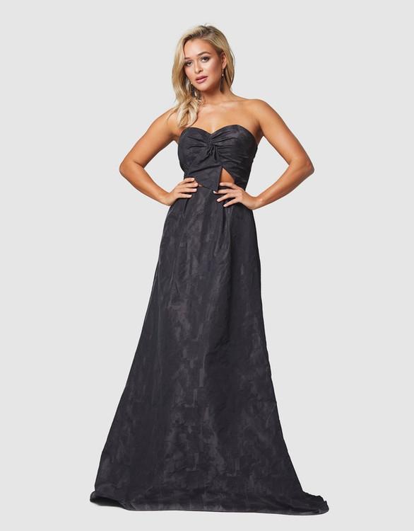 Micha Dress by Tania Olsen Designs in Black