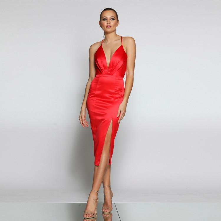 Valerie Cocktail Dress (JX1101C) by Jadore Evening