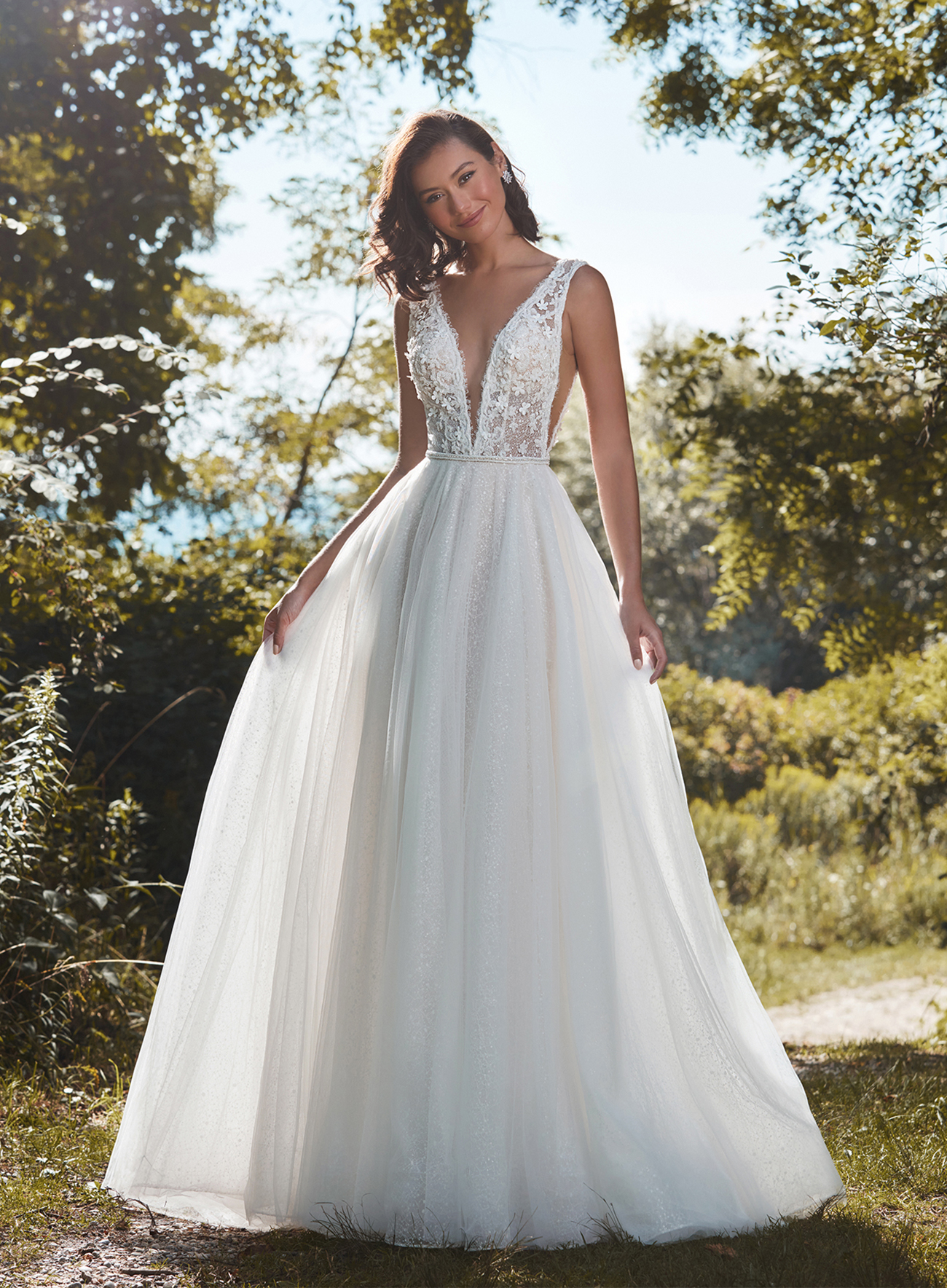 Polly from L'amour by Calla Blanche Bridal