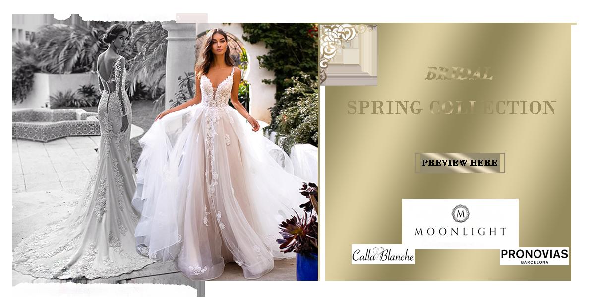 Wedding Dresses, Bridesmaid Dresses, Formal Dresses, Evening Dresses