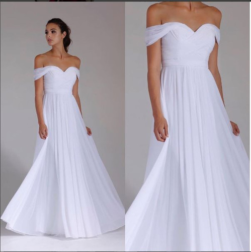 White Wedding Dress Under 500: Jadore White Dress J8020