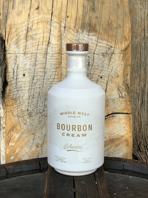Bourbon Cream Middle West Spirit