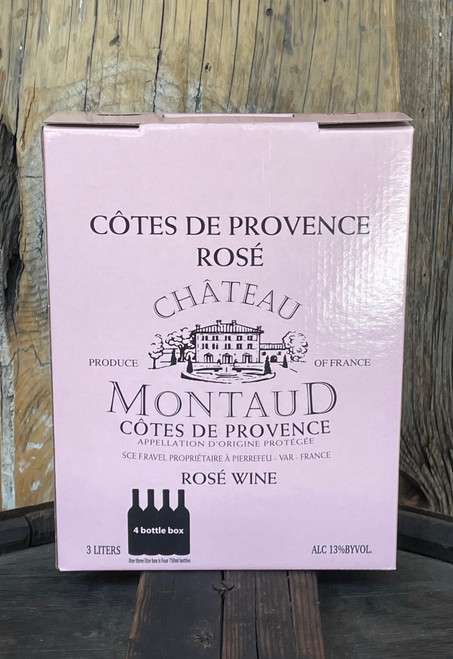 Rose Chateau Montaud 3L