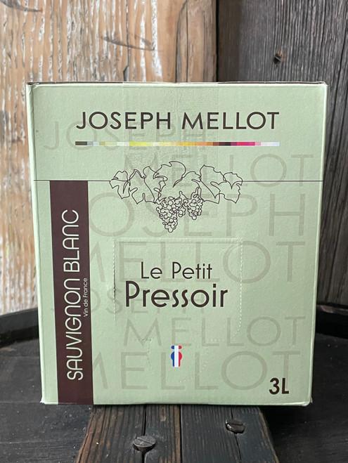 Sauvignon Blanc Pressoir Box J.Mellot