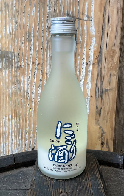 Sho Chiku Bai Creme Nigori Sake