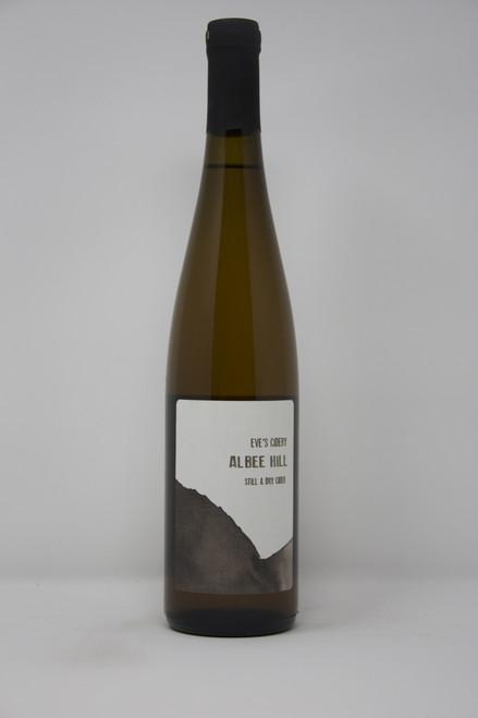 Albee Hill 2015 Still Dry Cider