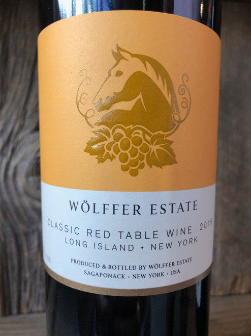 Wolffer Red Table