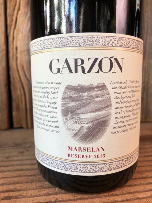 Marselan Garzon