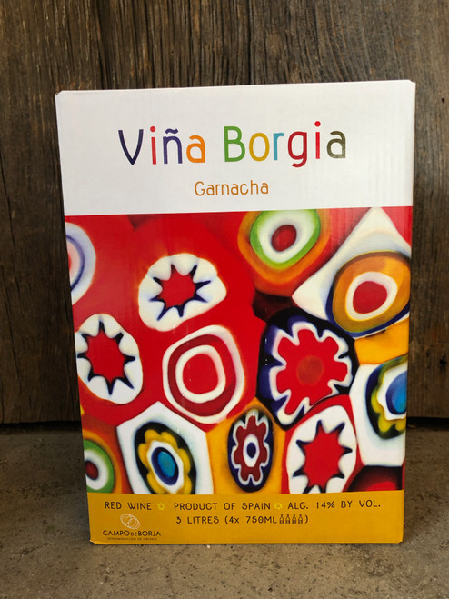 Box Borgia