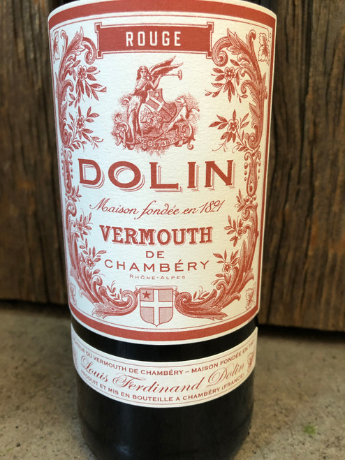 Red Vermouth Dolin 750ml
