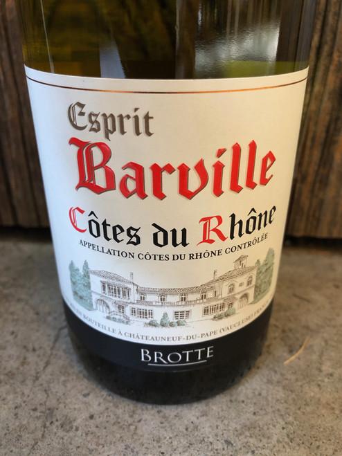 Rhone Blanc Barville