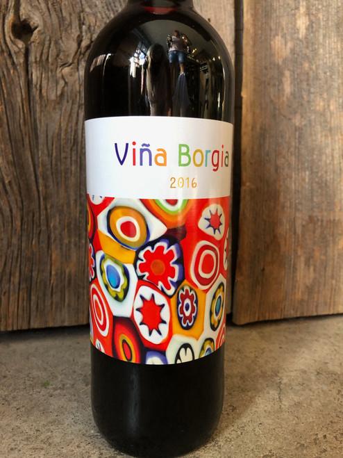 Garnacha Vina Borgia