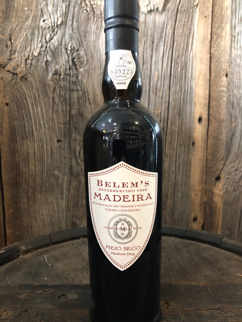 Madeira Belem's seco
