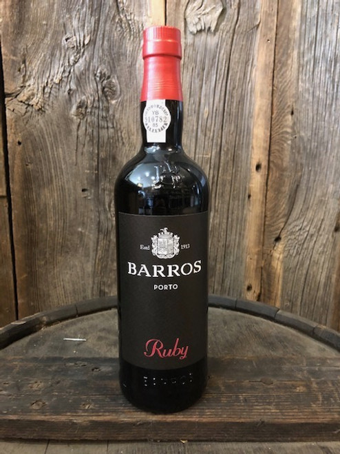 ruby Port Barros