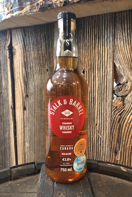 Stalk & Barrel Whisky Red Blend, Canada