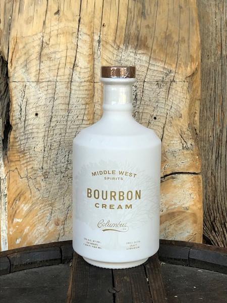 Bourbon Cream Middle West Spirit