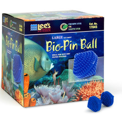 Lee's Large Bio Pin Balls 555 Count