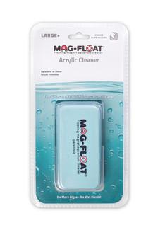 """Mag-Float 410 Large+ Acrylic Aquarium Cleaner - 3/4"""""""