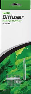 Seachem Glass Beetle Pollen Style Diffuser 30mm Disc